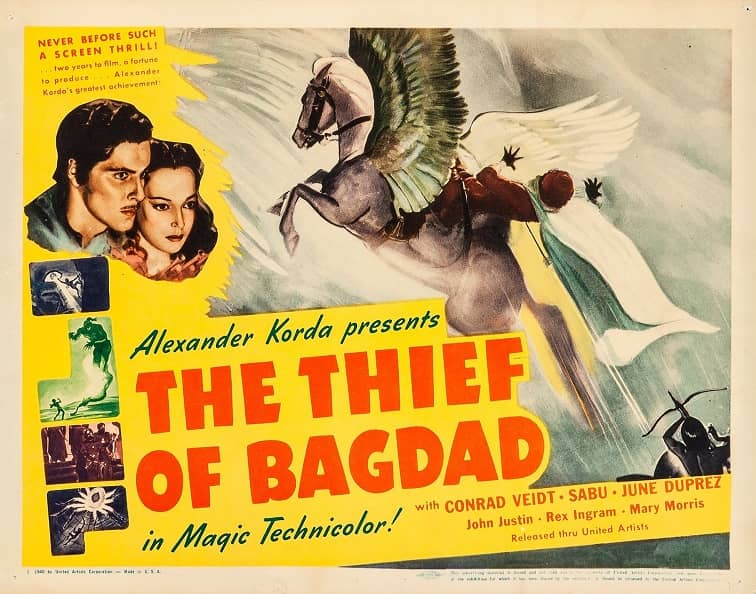 The Thief of Bagdad-small