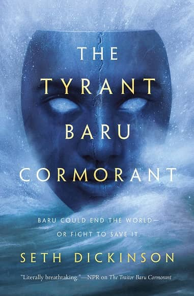 The Tyrant Baru Cormorant-small