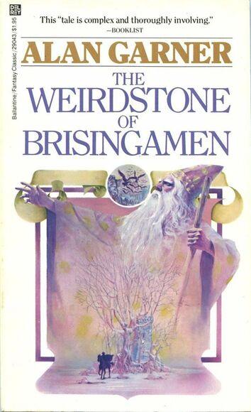 The Weirdstone of Brisingamen Del Rey-small