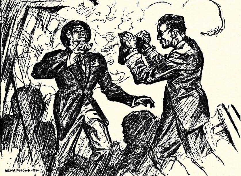 Weird Tales November 1934 Eadie2