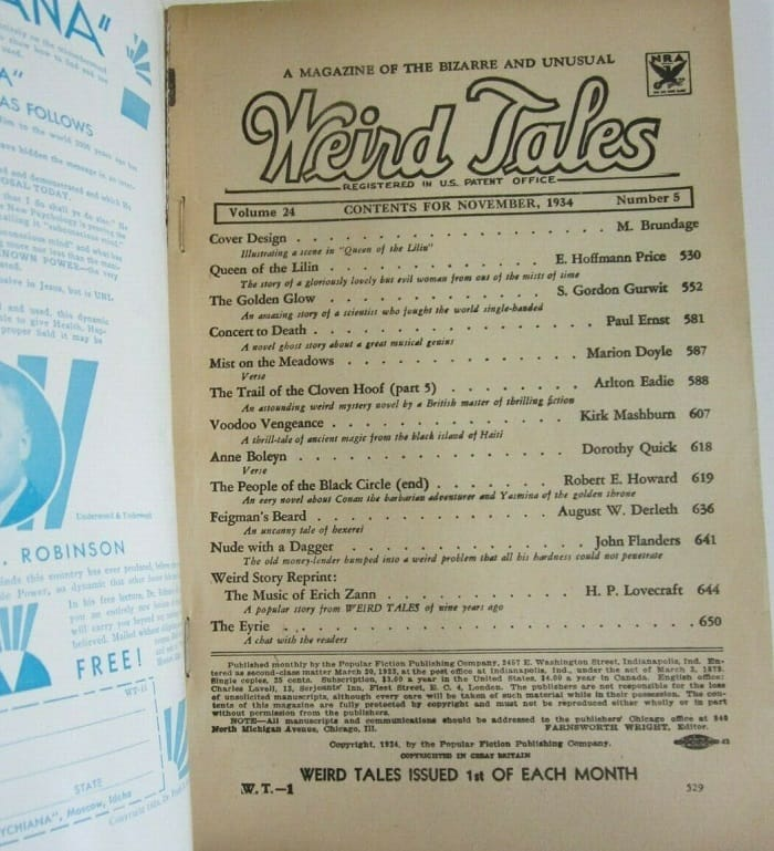 Weird Tales November 1934 TOC-small