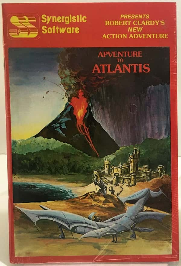 apventure to atlantis - apple - synergistic software-small
