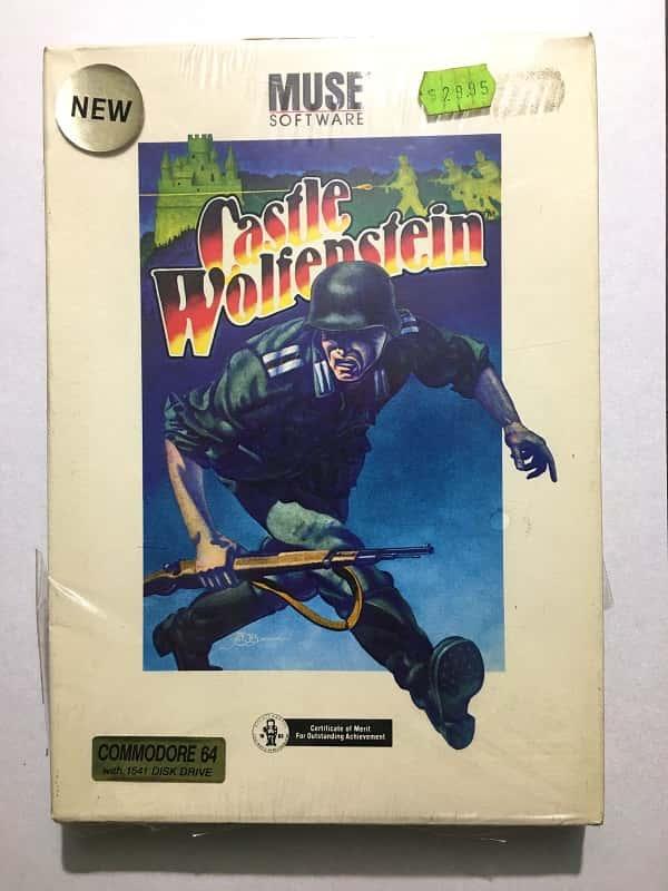 castle wolfenstein - c64 - muse-small