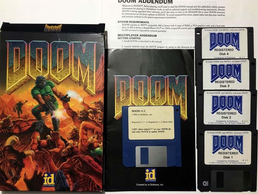 doom - pc - id software-small