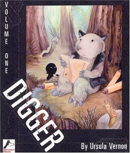 Digger Volume 1 Ursula Vernon
