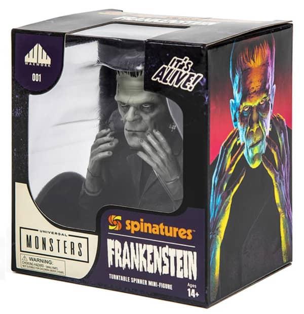 Frankenstein Spinature box-small