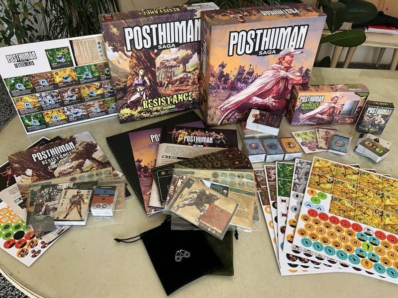 Posthuman Saga and expansion-small