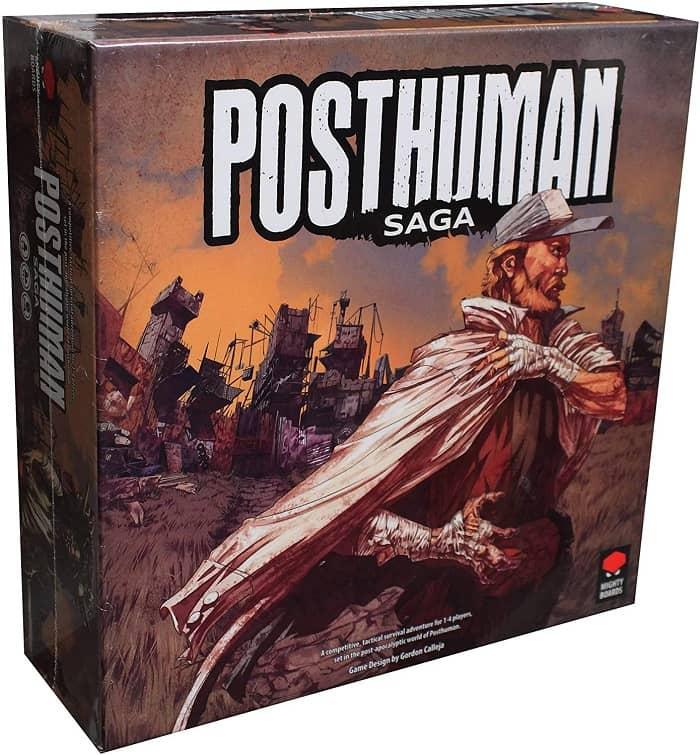 Posthuman Saga-small