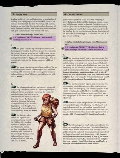 Posthuman Saga story book sample 3-small