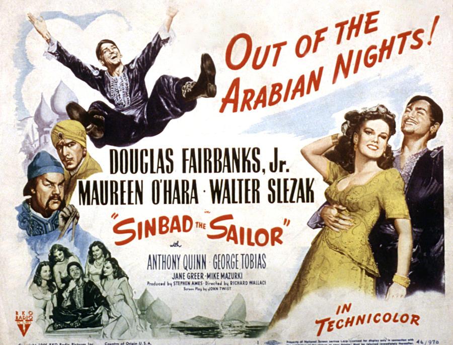 Sinbad the Sailor movie poster