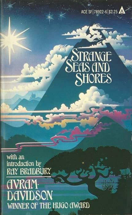 Strange Seas and Shores Avram Davidson-small