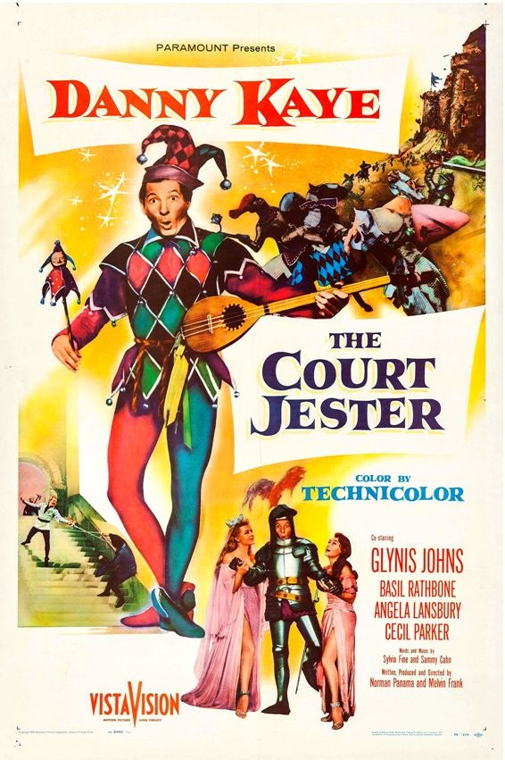 The Court Jester poster-small