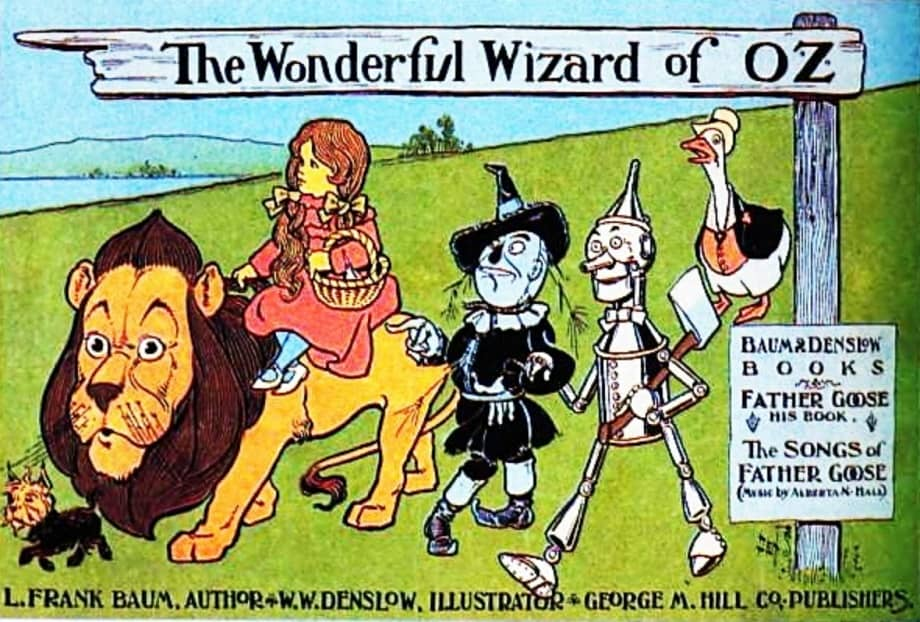 The Wonderful Wizard of Oz-small