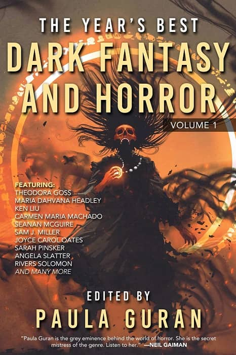 The Year's Best Dark Fantasy & Horror Volume One-small