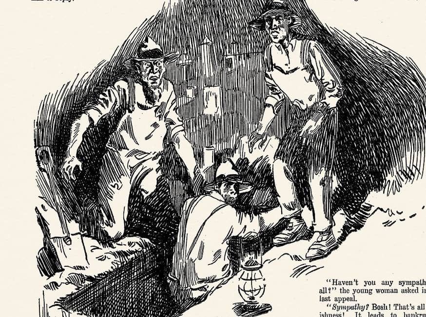 Weird Tales May 1923 Eye-small