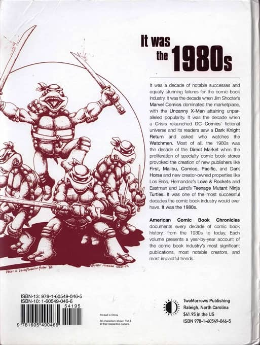 American Comic Book Chronicles the 80s-back-small