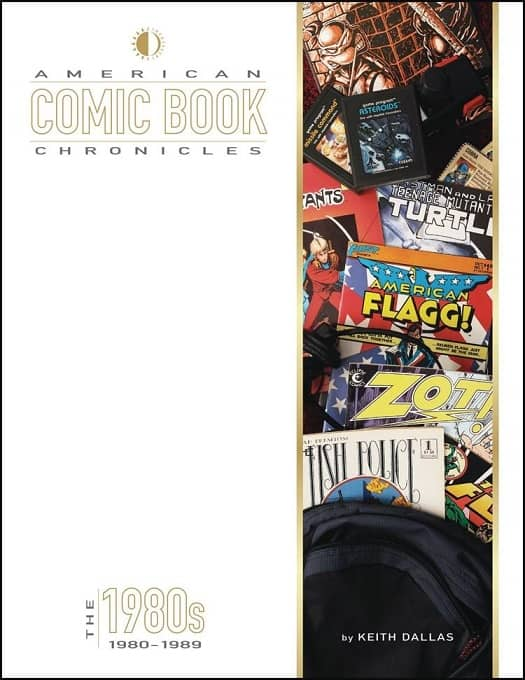 American Comic Book Chronicles the 80s-small