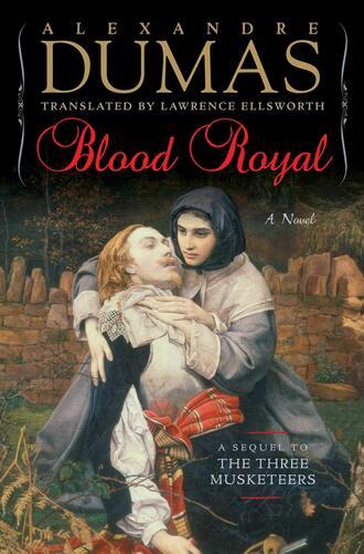 Blood Royal Alexandre Dumas-small