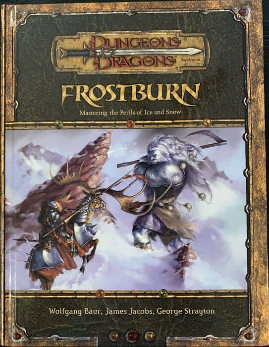 Dungeons and Dragons frostburn-small