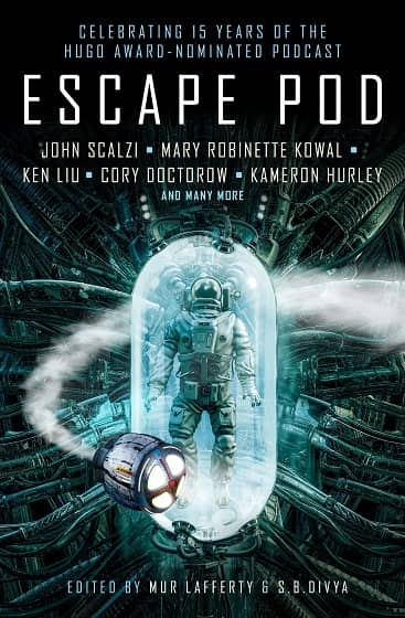 Escape Pod The Science Fiction Anthology-small