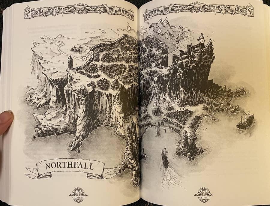 Forbidden Lands The Bitter Reach-Northfall-small