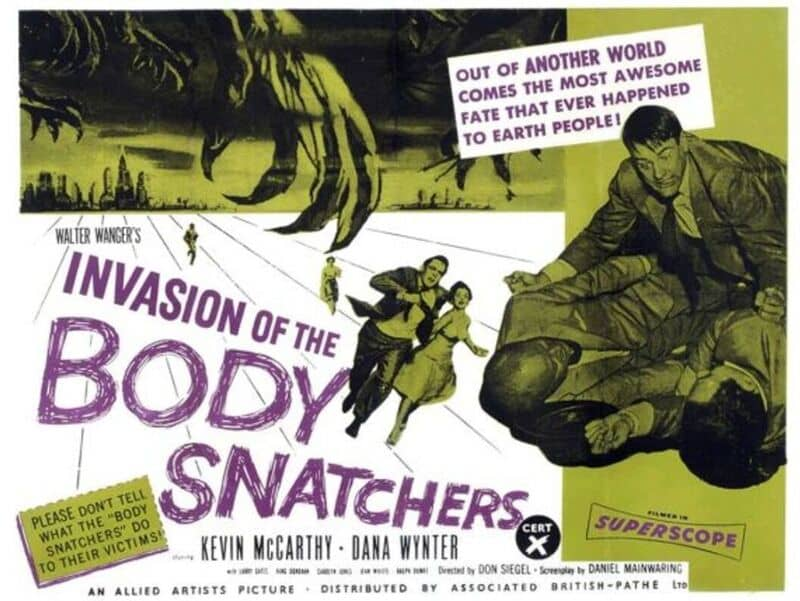 Invasion of the Body Snatchers 1956 poster-small