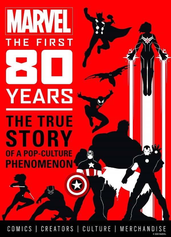 Marvel The First 80 Years Hardcover-small