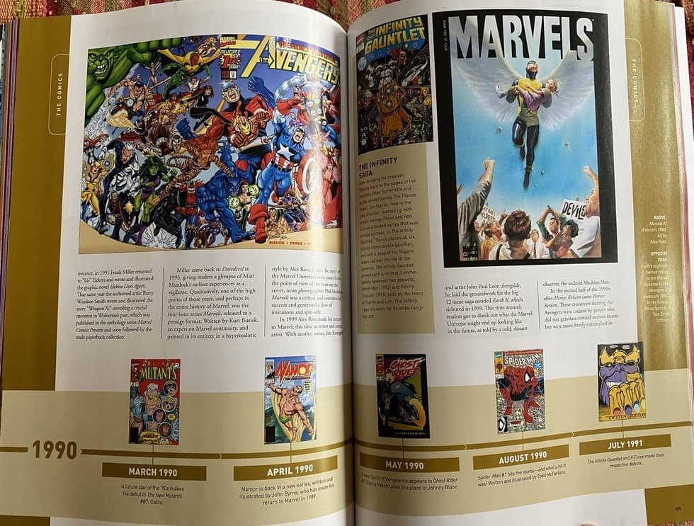 Marvel the First 80 Years photo 7-small