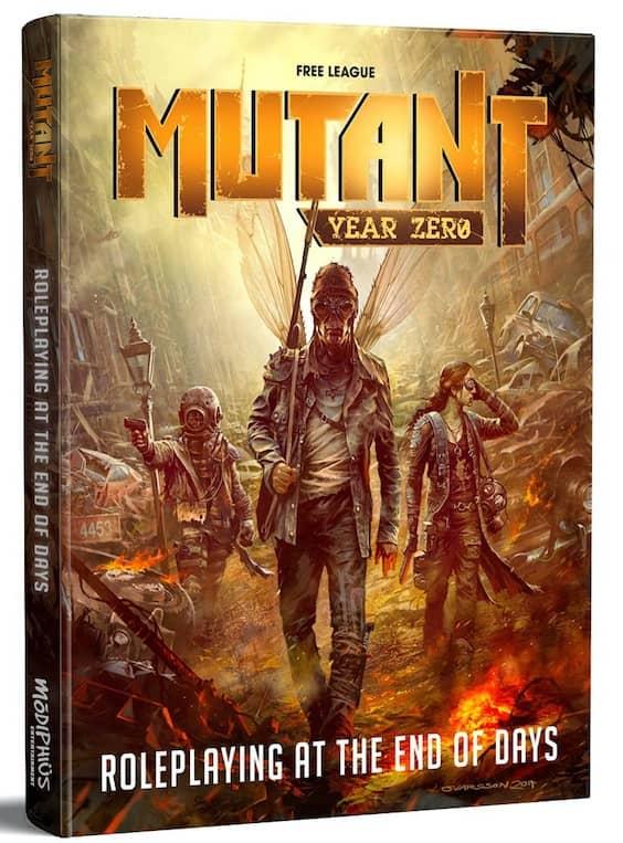 Mutant Year Zero RPG
