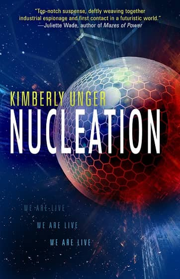Nucleation by Kimberly Unger-small
