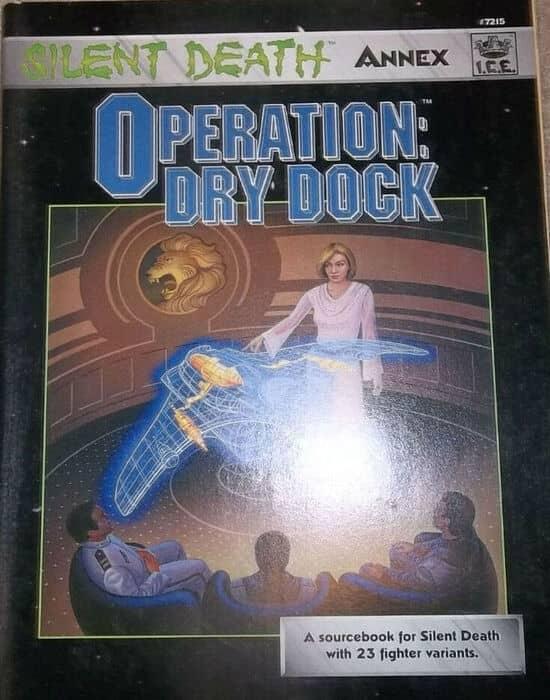 Silent Death Operation Drydock-small