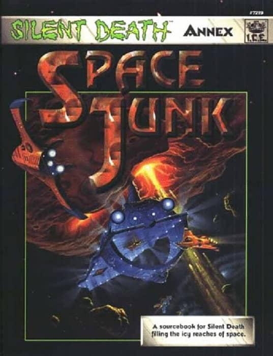 Silent Death Space Junk-small