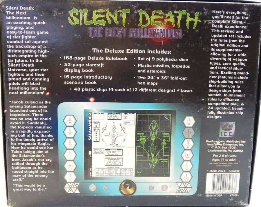 Silent Death The Next Millenium-back-small