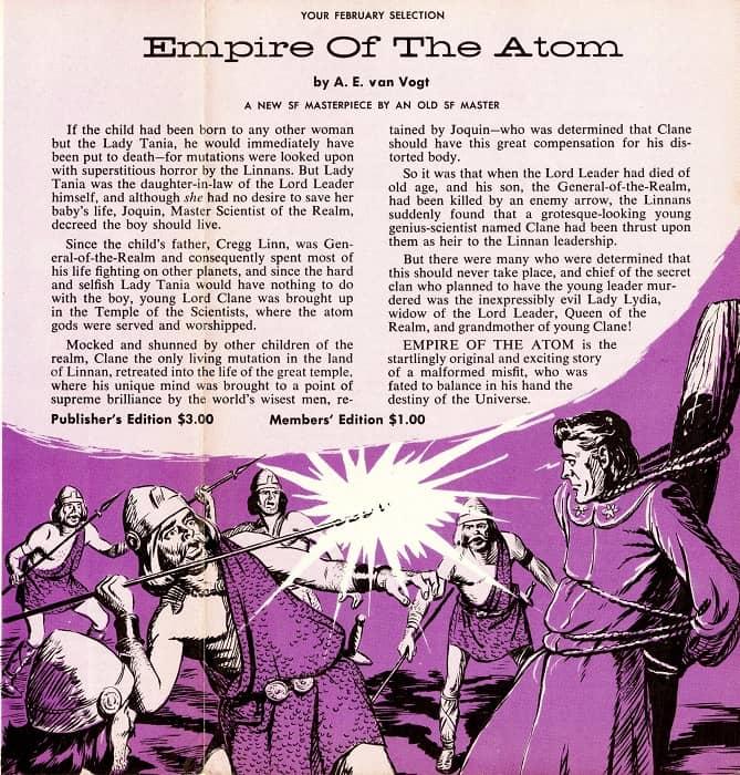 TTC 1957 01-02 AE van Vogt Empire of the Atom-small
