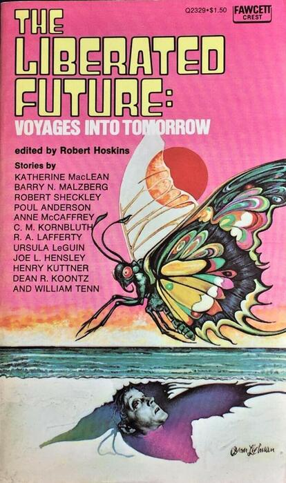 The Liberated Future Voyages into Tomorrow-small