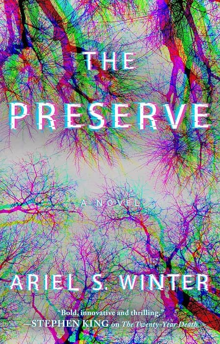 The Preserve by Ariel S. Winter-small