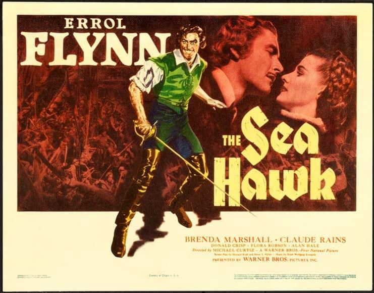 The Sea Hawk-poster
