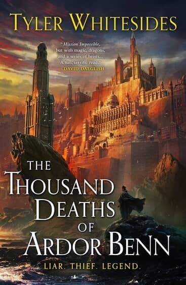 The Thousand Deaths of Ardor Benn-small