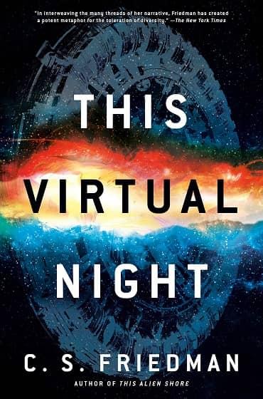 This Virtual Night by C.S. Friedman-small