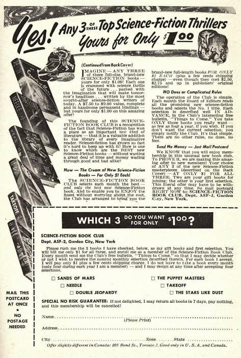 sfbc ad astounding 1953 02 back cover inside-small