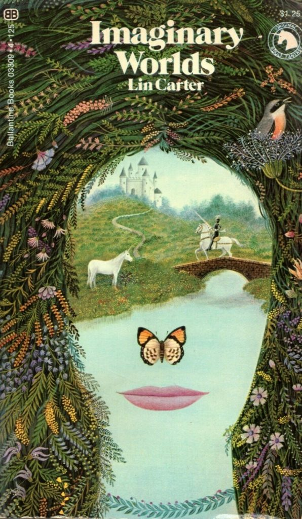Cover of Imaginary Worlds