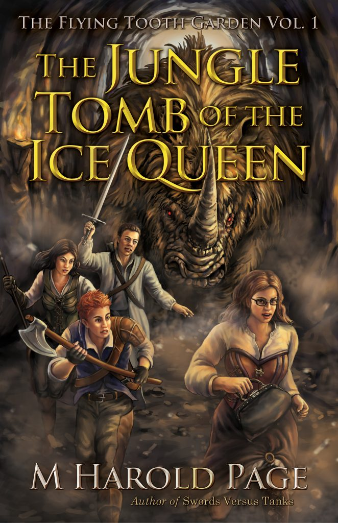 Cover The Jungle Tomb of the Ice Queen