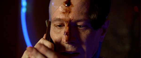 Screen shot from the Fifth Element