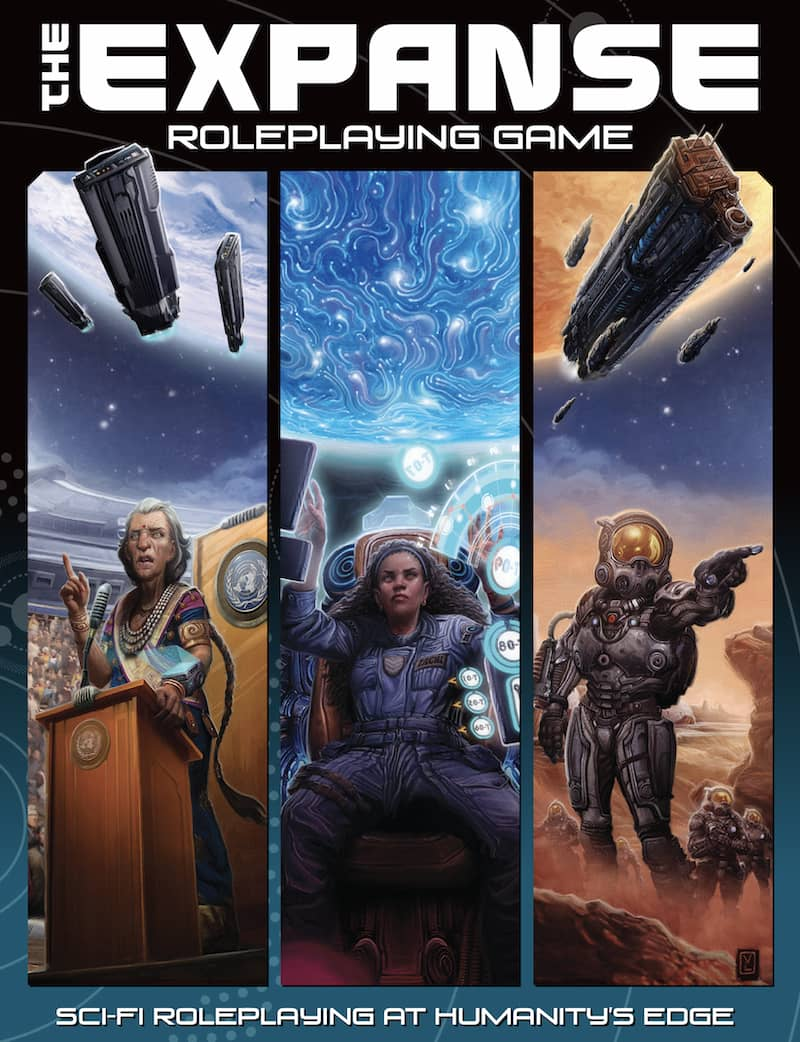 Roleplaying in the World of The Expanse